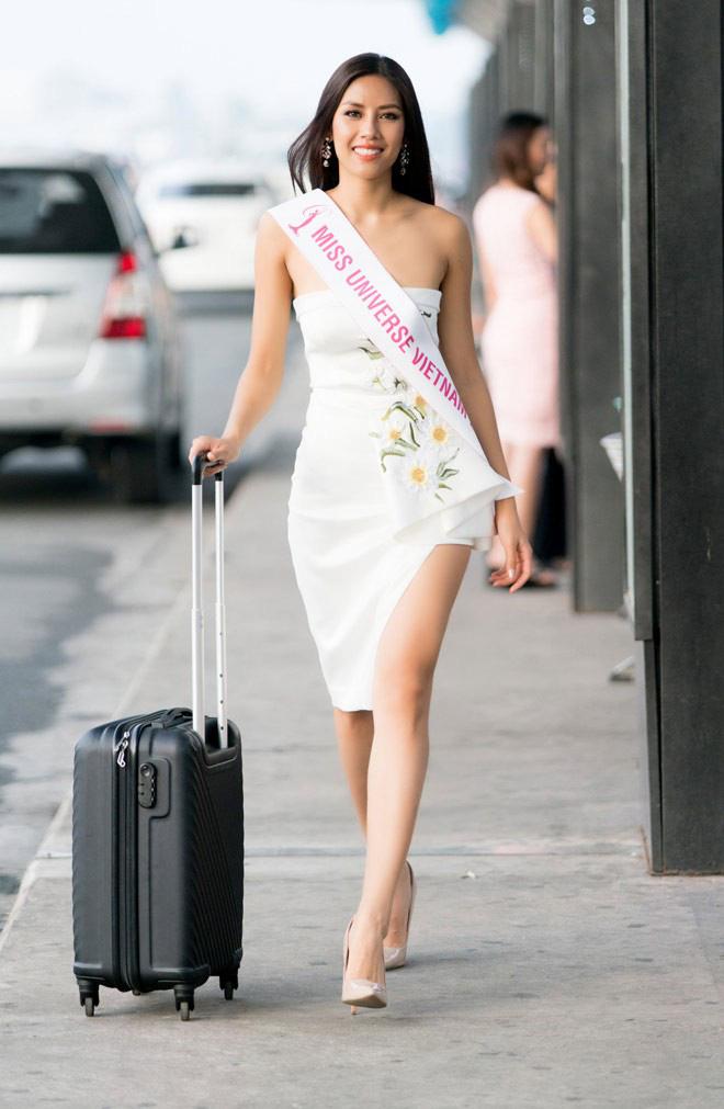 Sau 1 ngày đặt chân Miss Universe, Nguyễn Thị Loan lọt top 10 của chuyên trang sắc đẹp thế giới 2