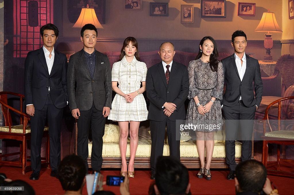 """Lộ diện người đã tặng vợ chồng Song Joong Ki – Song Hye Kyo cặp vòng vàng """"khủng"""" 3"""