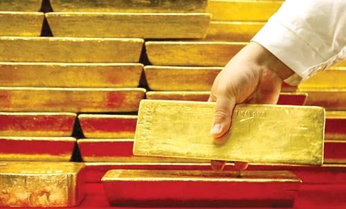 Giá vàng hôm nay 11/11/2017: Cuối tuần sụt giảm 1