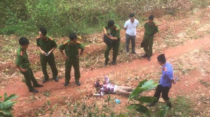 Vụ nữ xe ôm bị sát hại dã man ở Thái Nguyên: Hung thủ nghiện ma túy nặng 1