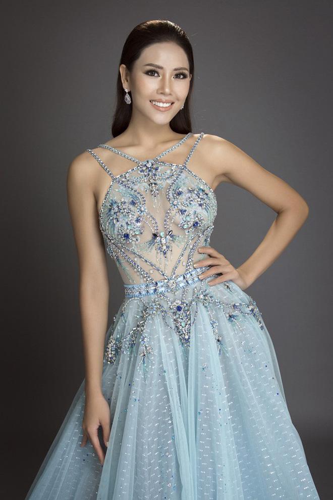 Sau 1 ngày đặt chân Miss Universe, Nguyễn Thị Loan lọt top 10 của chuyên trang sắc đẹp thế giới 4