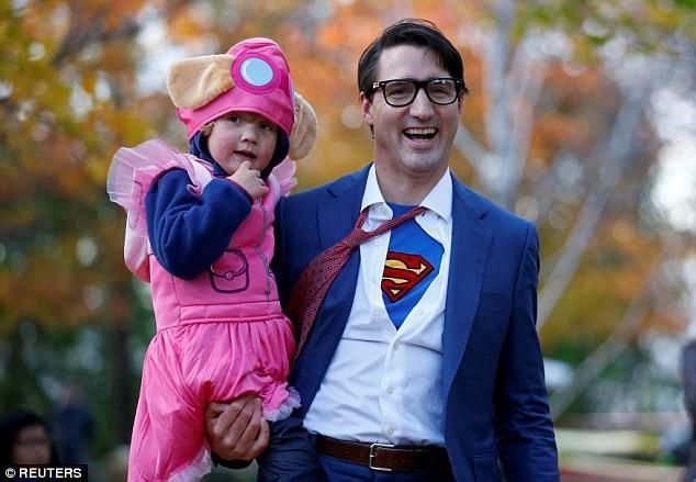 Nhìn cách Thủ tướng Canada dạy con, bà mẹ nào cũng ước giá như đây là bố của con mình 5