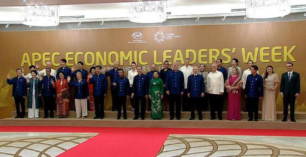 Sáng nay (11/11), khai mạc Hội nghị các nhà lãnh đạo kinh tế APEC 1