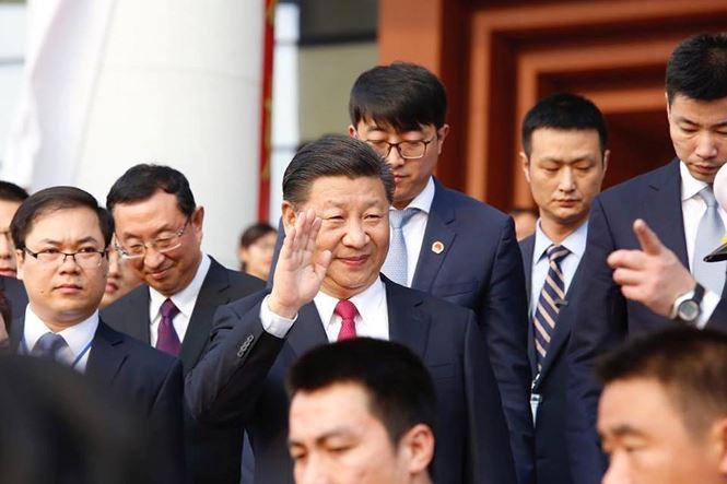 Tổng Bí thư, Chủ tịch Trung Quốc Tập Cận Bình dự lễ khánh thành Cung hữu nghị Việt - Trung 2