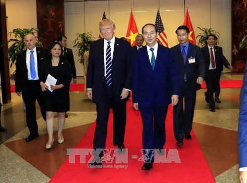 Tổng thống Donal Trump: Việt Nam là một trong những điều kỳ diệu trên thế giới 1