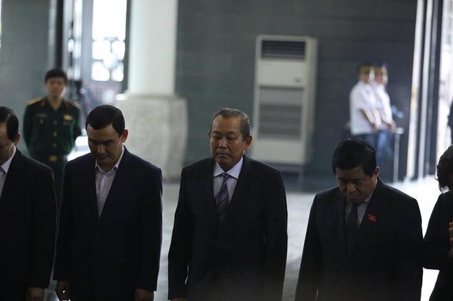 Tang lễ cụ Hoàng Thị Minh Hồ: Trưởng nam công khai di nguyện của cụ bà trước khi mất 14