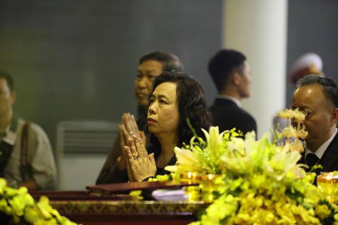 Tang lễ cụ Hoàng Thị Minh Hồ: Trưởng nam công khai di nguyện của cụ bà trước khi mất 15