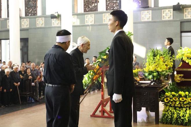 Tang lễ cụ Hoàng Thị Minh Hồ: Trưởng nam công khai di nguyện của cụ bà trước khi mất 4