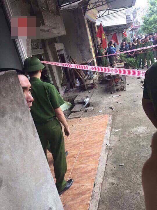 Nhân chứng kể giây phút nổ mìn khiến 1 người tử vong ở Thái Nguyên 3