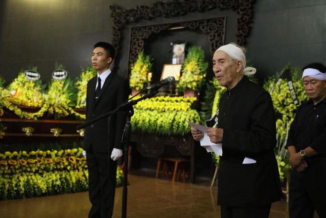 Tang lễ cụ Hoàng Thị Minh Hồ: Trưởng nam công khai di nguyện của cụ bà trước khi mất 5