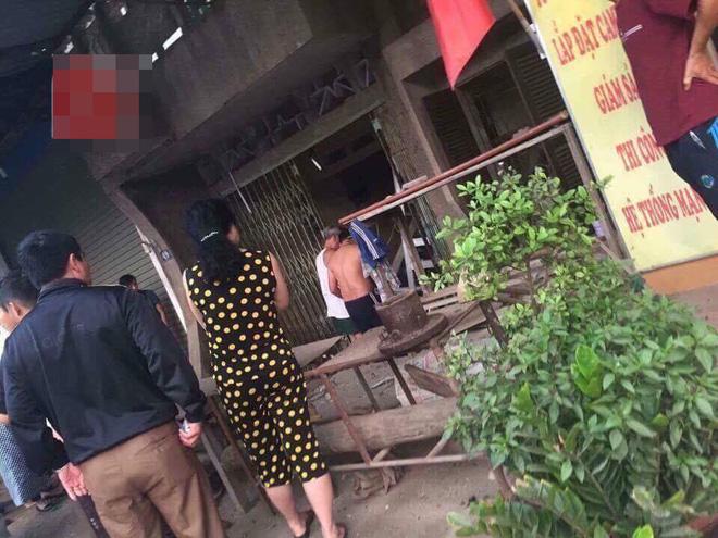 Nhân chứng kể giây phút nổ mìn khiến 1 người tử vong ở Thái Nguyên 1