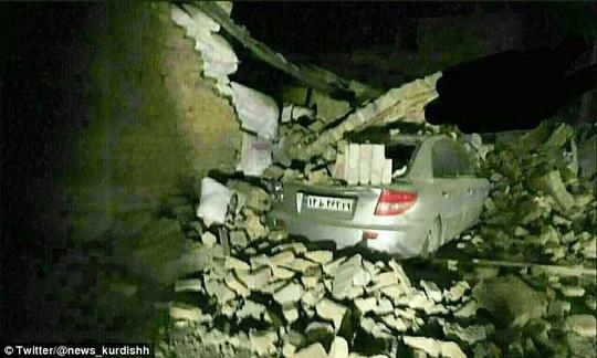 Động đất kinh hoàng ở biên giới Iran - Iraq, hơn 1800 người thương vong 2