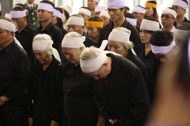 Tang lễ cụ Hoàng Thị Minh Hồ: Trưởng nam công khai di nguyện của cụ bà trước khi mất 23
