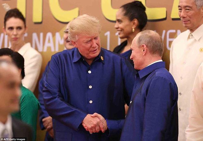 Những hình ảnh, khoảnh khắc ấn tượng và đáng nhớ của lãnh đạo bên lề APEC 2017 6