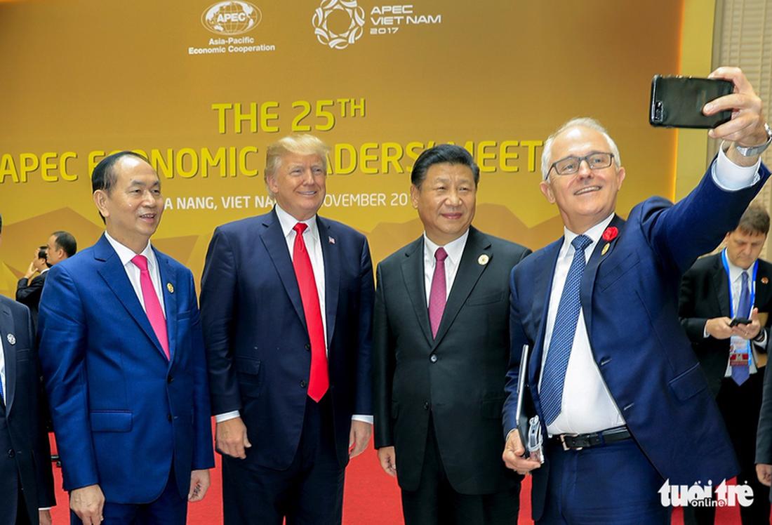 Những hình ảnh, khoảnh khắc ấn tượng và đáng nhớ của lãnh đạo bên lề APEC 2017 8