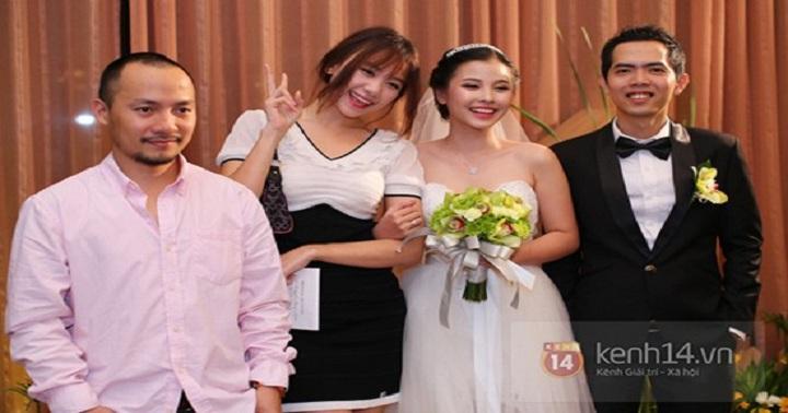 Có rất nhiều cặp đôi trong showbiz đã chia tay, sau khi cùng tham dự đám cưới này... 2