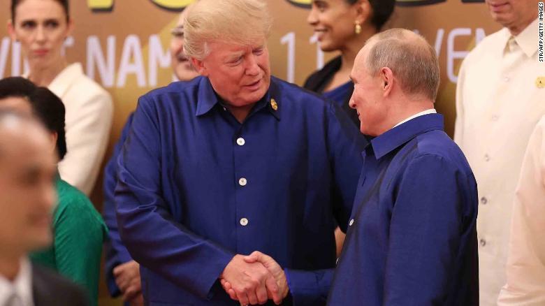 Lý do Tổng thống Putin và Trump không có cuộc gặp riêng tại Việt Nam 1