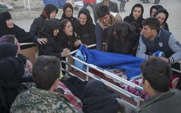 Hơn 400 người chết, 6500 người bị thương trong vụ động đất thảm khốc ở Iran-Iraq 3