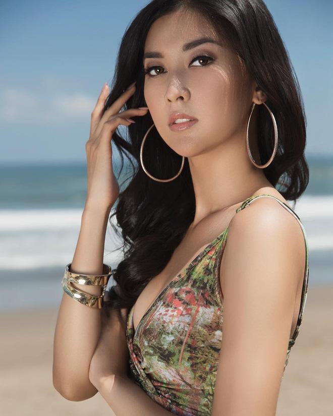 Nhan sắc xinh đẹp của đại diện Indonesia, cô gái đánh bại hơn 70 đối thủ vừa đăng quang Miss International 2017 15