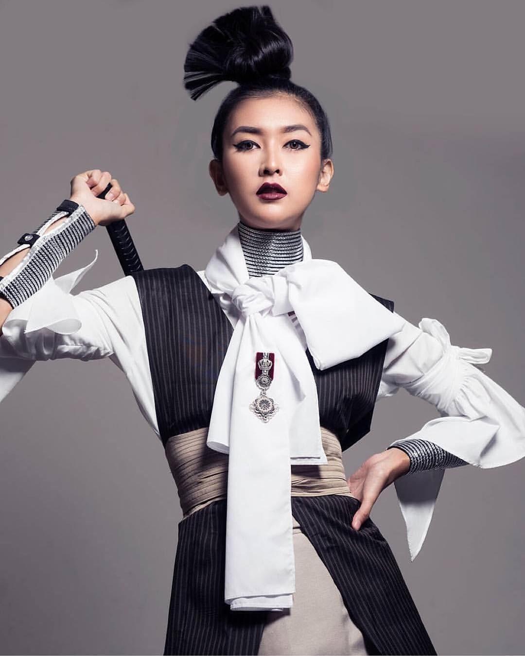 Nhan sắc xinh đẹp của đại diện Indonesia, cô gái đánh bại hơn 70 đối thủ vừa đăng quang Miss International 2017 19