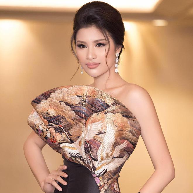 Bị Tân Hoa hậu Đại dương