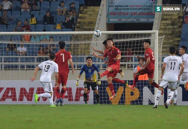 Việt Nam đoạt vé thành công, HLV Park Hang-seo ra mắt bằng trận hòa