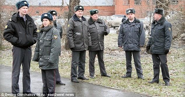 Rúng động nước Nga: Vụ án bắt cóc, cưỡng hiếp bé gái 12 tuổi trên đường đi học về 1