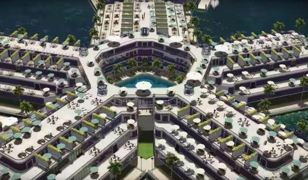 Thành phố nổi đầu tiên trên thế giới sẽ xuất hiện năm 2019 1