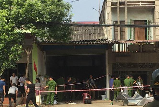 Thông tin mới nhất vụ nổ mìn khiến 2 người thương vong 1