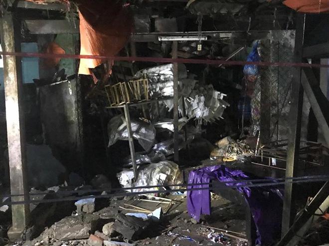 Huế: Sập nhà sau tiếng sét lớn, 3 người trong gia đình bị thương 2