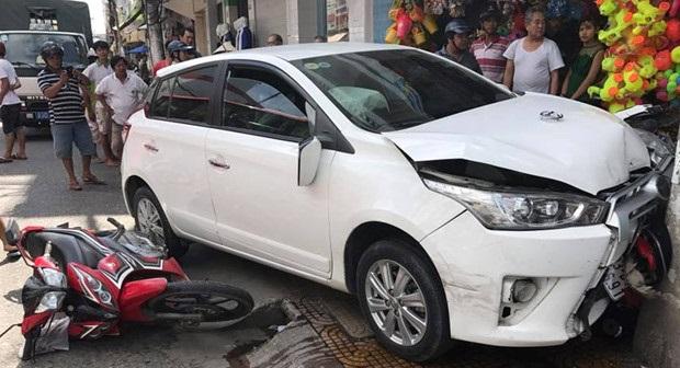 Công an Sóc Trăng ra thông cáo về vụ xe bị tạm giữ gây tai nạn 1