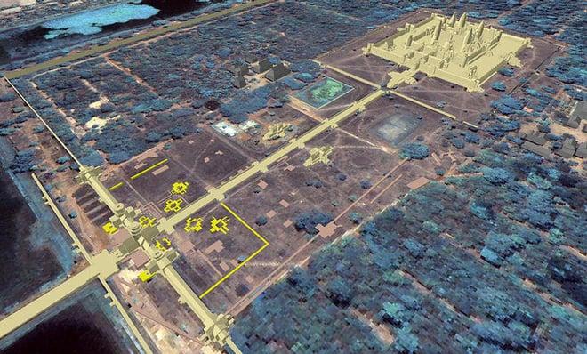 5 phát hiện khảo cổ khiến giới khoa học kinh ngạc về sự bí ẩn trên Trái Đất 3