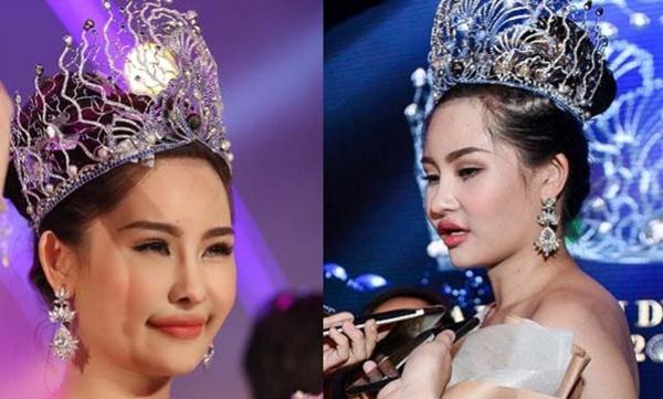 Hoa hậu Đại dương 2017: