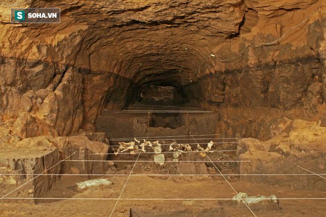5 phát hiện khảo cổ khiến giới khoa học kinh ngạc về sự bí ẩn trên Trái Đất 5