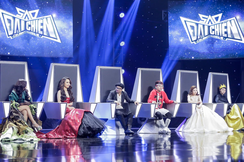 Lần đầu tham gia show thực tế, Miu Lê đã bị nhận xét là thiếu nghiêm túc 3
