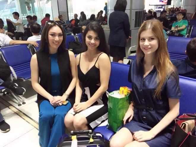Có mặt chớp nhoáng tại Việt Nam trước khi lên đường sang Campuchia, Tân Hoa hậu Trái Đất gây thất vọng với nhan sắc kém nổi bật 2