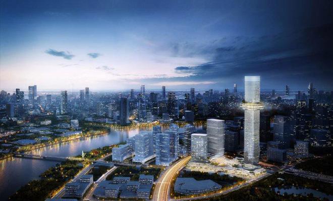 Vườn địa đàng trên tòa nhà tháp cao nhất Việt Nam 2