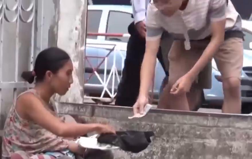 Vụ lạm dụng trẻ em để xin tiền tiêm chích ma túy: Công an bắt giữ đôi nam nữ 1