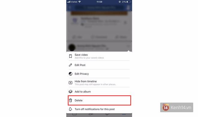 Facebook đã bỏ chức năng xóa status, hãy nghĩ kỹ trước khi thả thính! 3