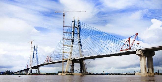 Cầu 5.700 tỷ bị nứt dầm thép khi chưa kịp khánh thành 1
