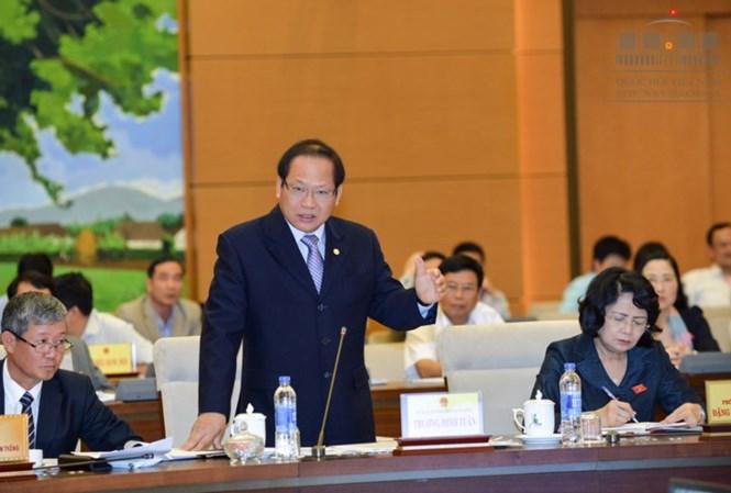 Bộ trưởng TT&TT: Thúc đẩy Chính phủ điện tử để cải cách hành chính 1