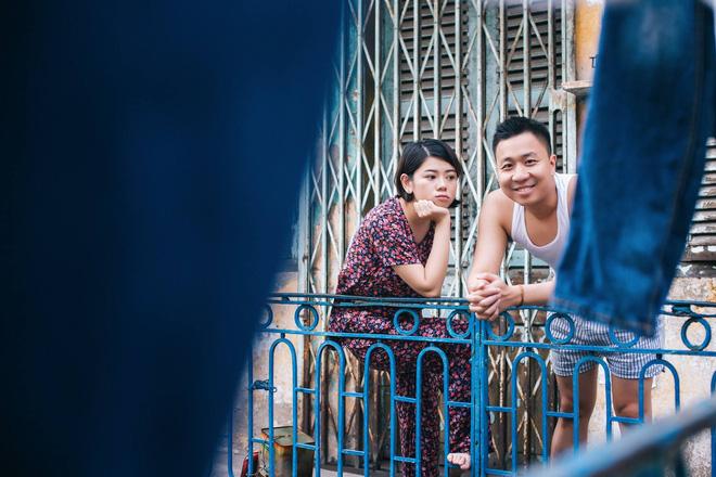 Chẳng ai như cặp đôi này, đi ăn sáng tiện thể chụp ảnh cưới vậy mà vẫn hút cả nghìn like 5