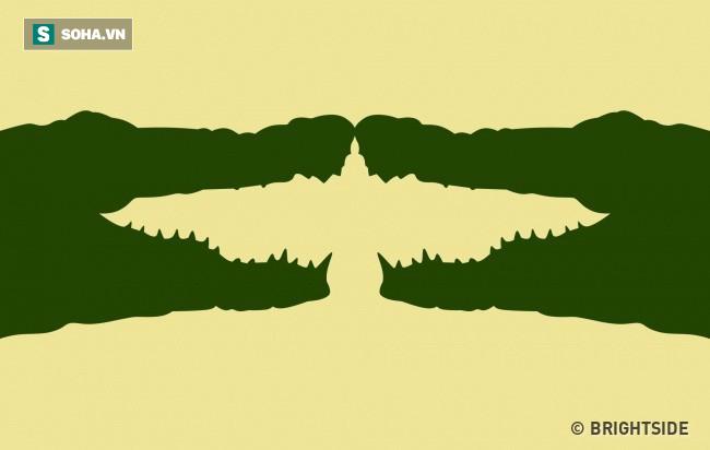 Bạn thấy cá sấu hay con chim? Hãy chọn để xem mình có phải nhà lãnh đạo bẩm sinh hay không 3