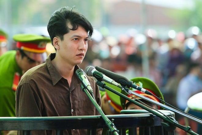 Đã thi hành án tử hình Nguyễn Hải Dương bằng 3 mũi thuốc độc 1
