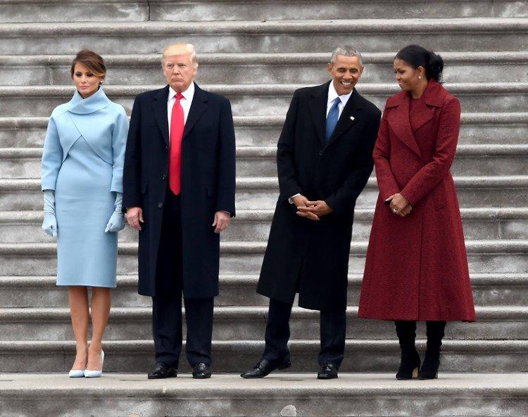 Lý do Tổng thống Mỹ Donald Trump luôn lựa chọn cà vạt đỏ 1