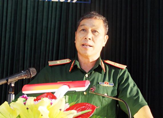 Bộ Quốc phòng quyết định thi hành kỷ luật cảnh cáo Phó tư lệnh Quân khu 1 1
