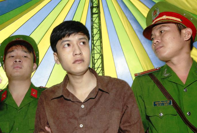 Lời nói cuối cùng của tử tù Nguyễn Hải Dương trước giờ thi hành án  1