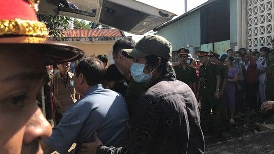 Nguyễn Hải Dương bị tử hình, người nhà nạn nhân nói: