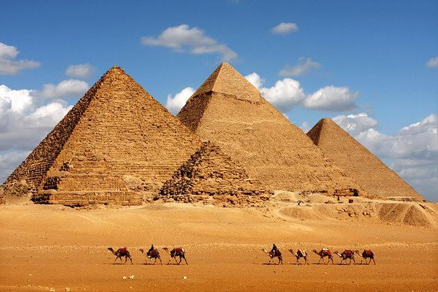 Những bí ẩn về kim tự tháp cổ đại Trung Quốc hàng nghìn năm chưa có lời giải 1