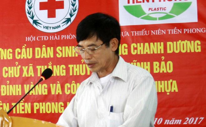Hải Phòng: Chủ tịch xã xin từ chức vì tự thấy